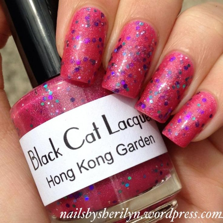 9 best Black Cat Lacquer images on Pinterest | Black cats, Box and ...