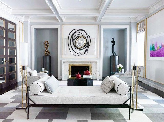 What the Gossip Girl Interiors Would Look Like Today
