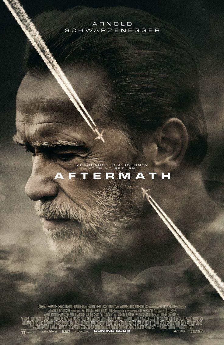Aftermath Movie Poster featuring Arnold Schwarzenegger http://ift.tt/2kjOZsq