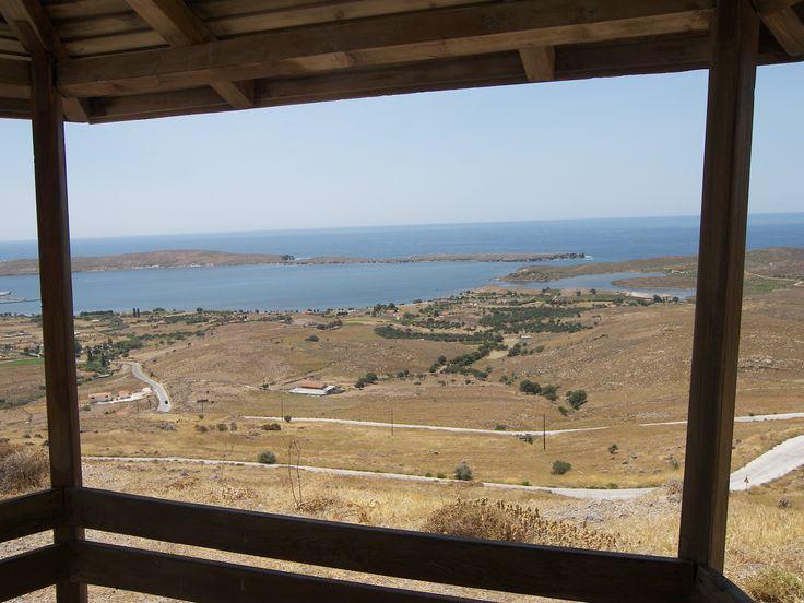 Sigri view - Lesvos island - Greece