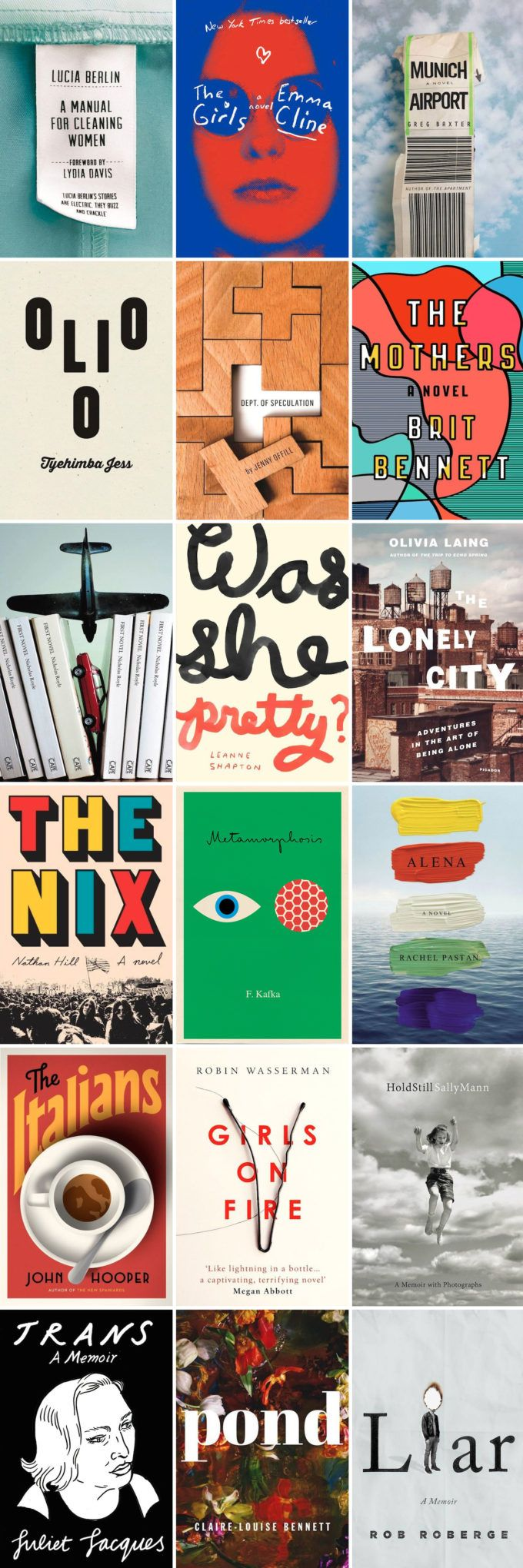 Cool Book Covers | A Cup of Jo