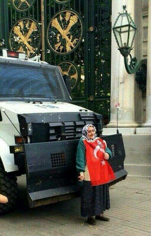 #HaziranAyaklanması #Gezi