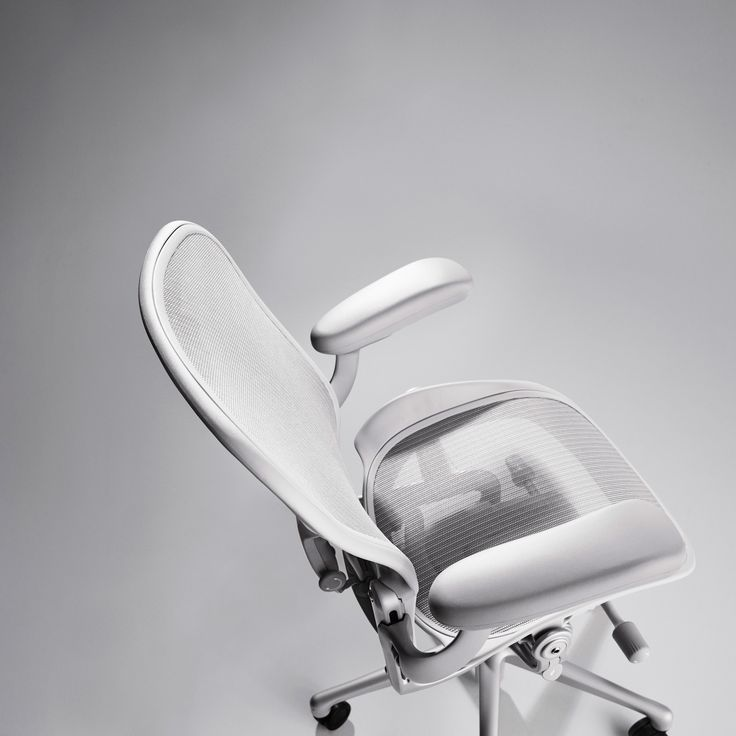 Taut And Relaxed In All The Right Places, The New Aeron Is Personal Comfort  For