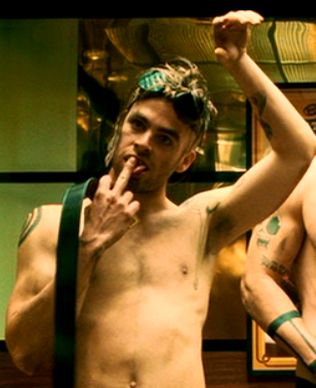 In case you forgot....Chris Pine in Smokin Aces