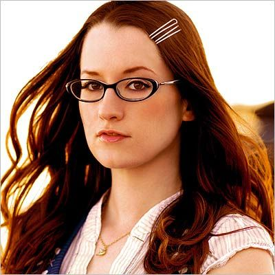 Ingrid Michaelson ... this will always be my favorite picture of her :)