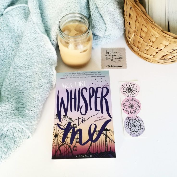 WHISPER TO ME BY NICK LAKE | A CHAPTERLESS BOOK AND WHY I LOVED IT OH-SO-MUCH