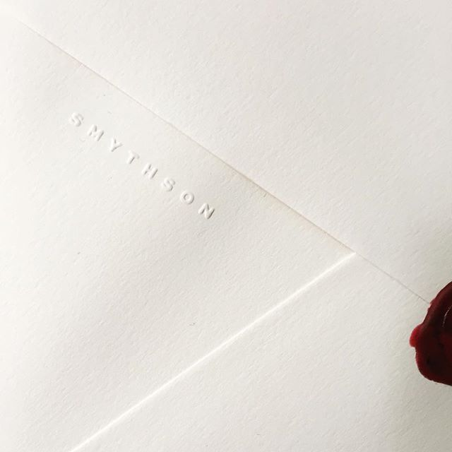 Writing Letters Smythson Letterwriting LettersSmythsonBespokeWedding InvitationsStationeryTaylormadeStationery