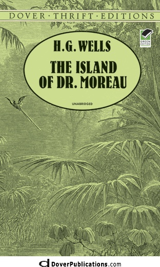 island of dr. moreau thesis In the island of dr moreau (1896), h g wells presents an imaginative rendering of the implications of evolutionary theory thesis department english.