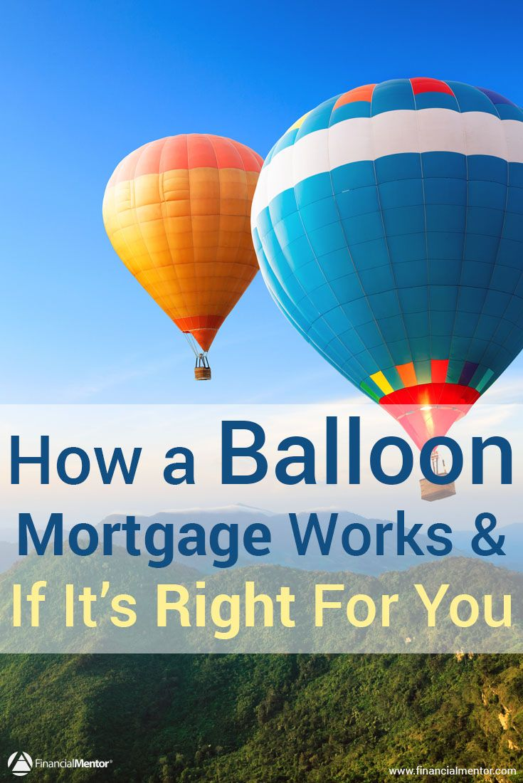 balloon mortgage: june 2017