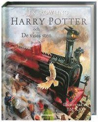 Harry Potter och De vises sten (inbunden)