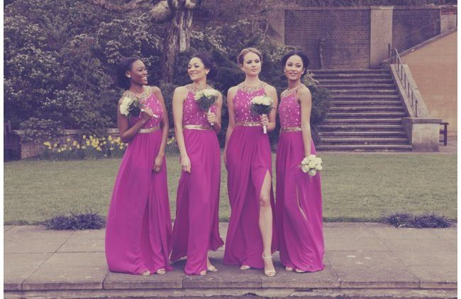 Be Inspired by Vintage-Style Bridesmaid Dresses from Virgos Lounge