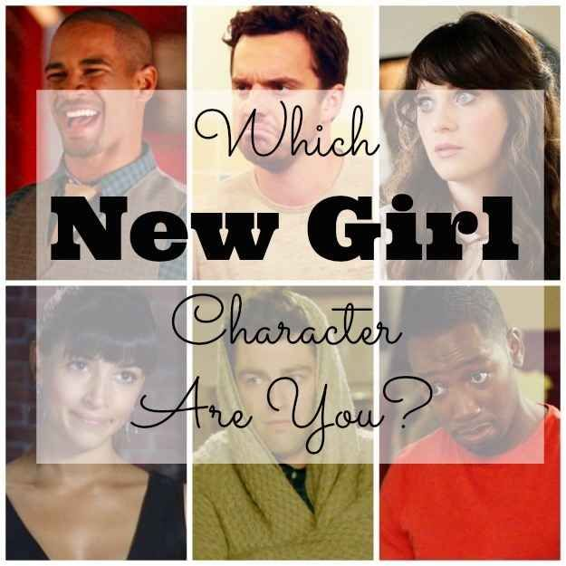 "Which ""New Girl"" Character Are You? I got Jess, but I could have told you that before this test. ;)"