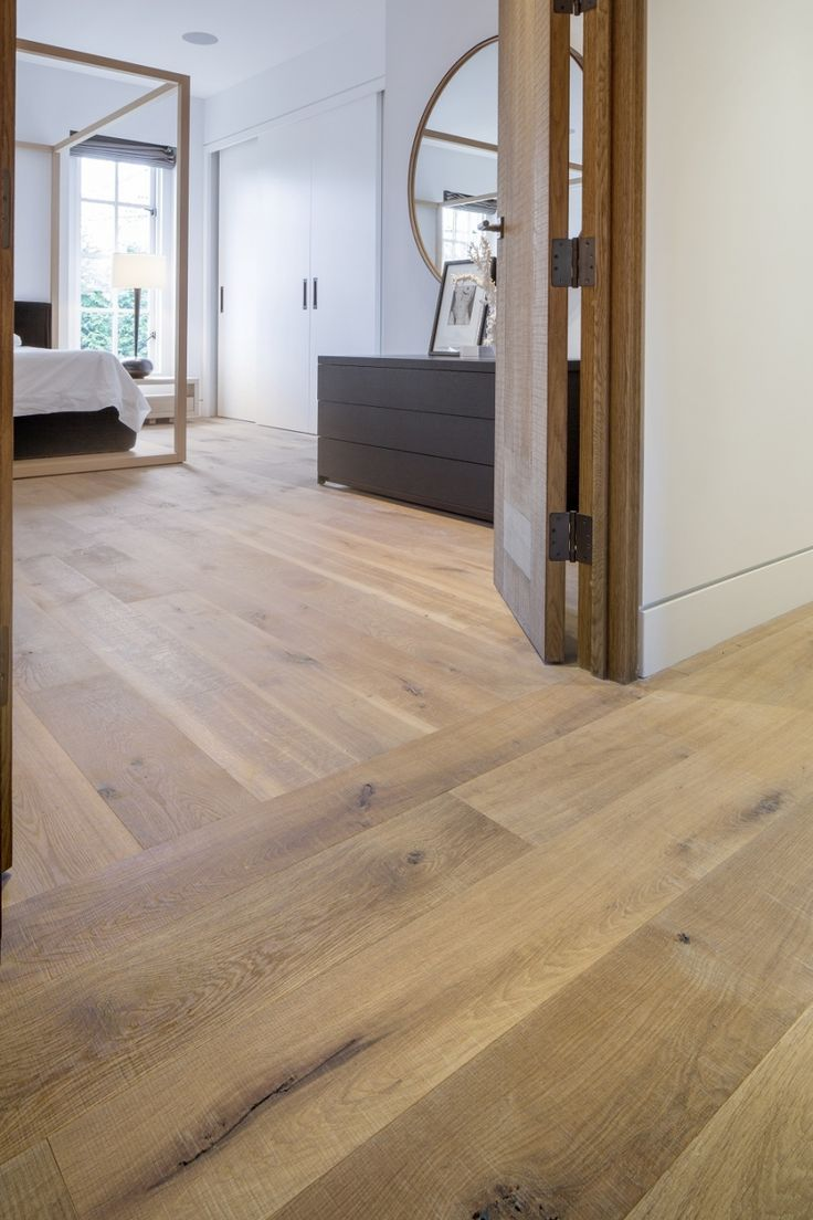 Hakwood flooring - European oak - Savoy - Sierra Collection - Rustic - Private Residence Vancouver - Residential project