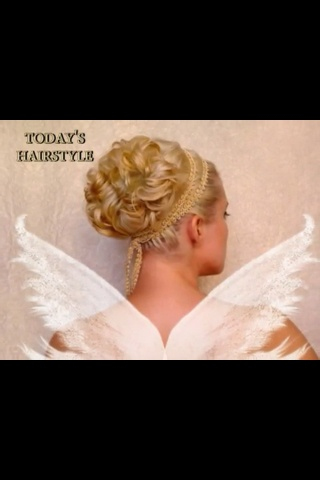 Beautiful hair updo for any special occasion!! This is one of many hair tutorials of a girl named Lilith Moon!! Check her out!!