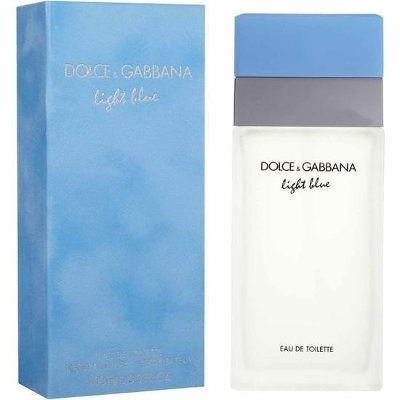 Perfume Dolce Gabbana Light Blue 100ml Original!!