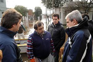 """""""Wado"""" De Pedro y una polémica frase sobre la ayuda del Estado a los inundados """"cuando se vaya la televisión"""" - lanacion.com"""