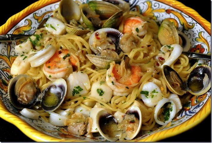 #spaghetti con le #vongole - #Ristorante Sant'Andrea a #Salerno. https://www.facebook.com/Cercaimpresa?ref=hl