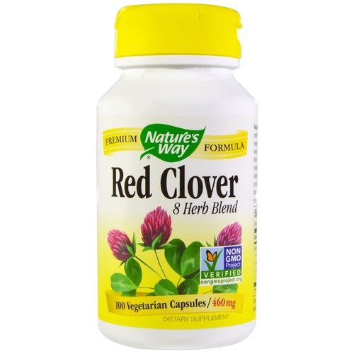 Καλύτερη τιμή στην Ελλάδα Nature's Way Red Clover Combo 100 CAP από eVitamins.com.  βρίσκω Red Clover σχόλια, τις παρενέργειες, κουπόνια και άλλα από eVitamins. Γρήγορη και αξιόπιστη αποστολή στην Ελλάδα. Red Clover και άλλα προϊόντα από Nature's Way για όλες τις ανάγκες της υγείας σας.