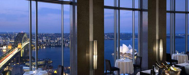 Menu & Wine List - Altitude Restaurant Sydney