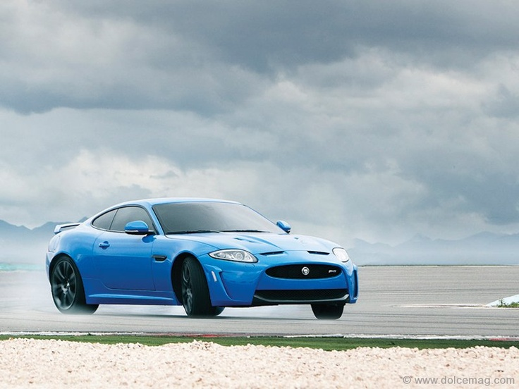 The XKR-S is a bold departure for Jaguar, built with one thing in mind: speed.