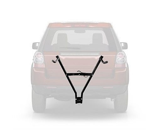 Tow-Bar-2-Bike-Carrier-Car-Cycle-Universal-Bicycle-Bikes-Mounted-Rear-Rack-Bar