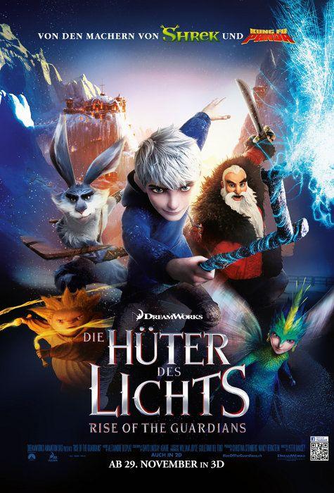 Poster zum Film: Hüter des Lichts, Die