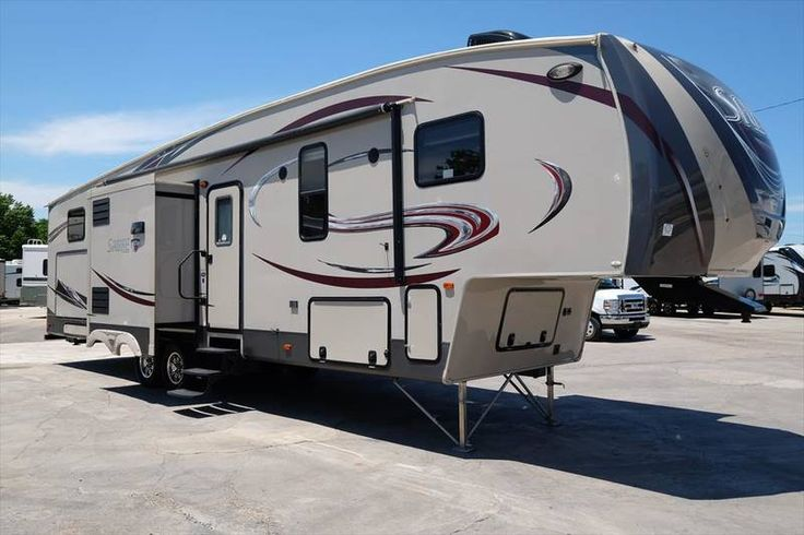 2014 Palomino Sabre 35 QSIK-6 37' for sale  - Kennedale, TX | RVT.com Classifieds