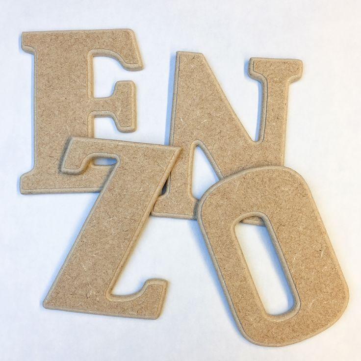 Les 25 meilleures id es de la cat gorie peindre des lettres en bois sur pinterest peindre les - Lettres en bois a peindre ...