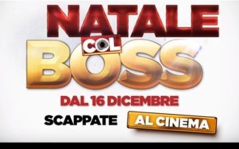 Ecco il trailer in alta definizione di NATALE COL BOSS, la commedia di Natale Filmauro con Lillo & Greg, Paolo Ruffini, Francesco Mandelli e la straordinaria partecipazione di Peppino Di Capri. Dal 16 dicembre al cinema.