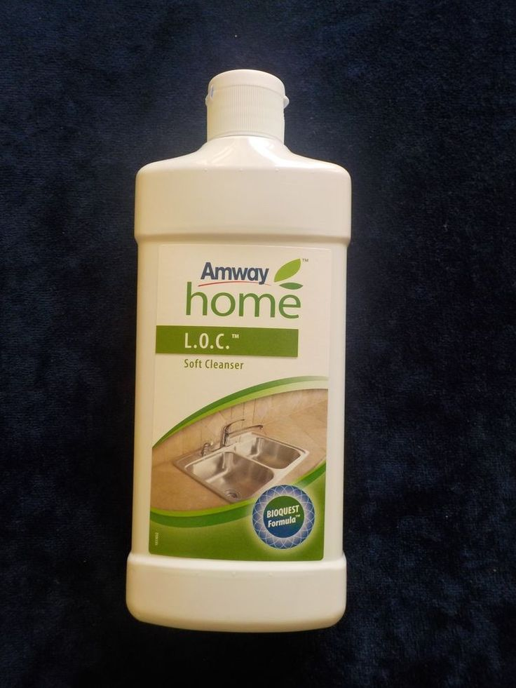 Amway home L.O.C. Soft Cleanser 500 ml