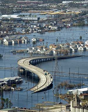 Flooded after Hurricane Katrina in 2005, New Orleans still has areas that need to be rebuilt.