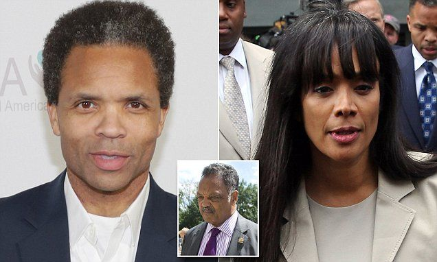Jesse Jackson Jr. receives over a HUNDRED THOUSAND dollars worth of government benefits a year for 'depression'. The former Democrat politician and son of Reverend Jesse Jackson, 51, was sentenced to 30 months in prison in 2013 for taking $750,000 from his own campaign funds.