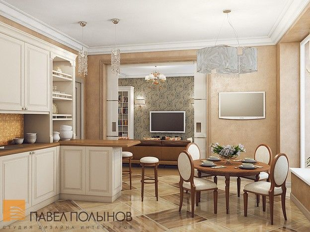 Столовая зона #kitchen