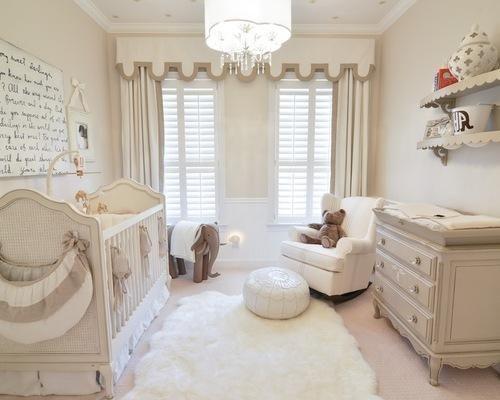Ideias de quartos de bebe