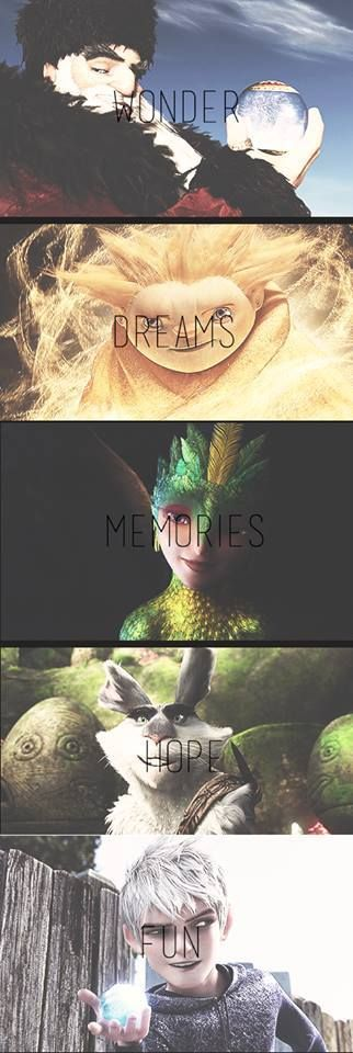 Theirs centers  #rotg #riseoftheguardians