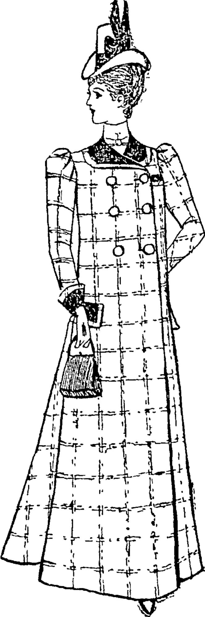 A TRAVELLING COAT (Auckland Star, 12 February 1898)