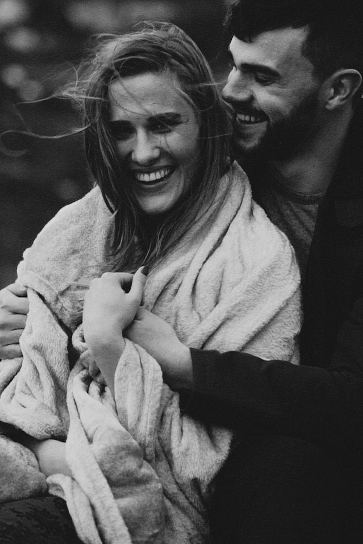 Young couple snuggling on a mountain top by Story of Eve  #couple #CoupleGoals #wedding #engagement #engaged