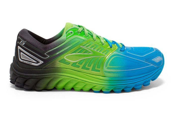 Brooks' Aurora Collection -The Glycerin 13 for men.