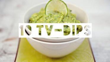 WK Voetbal: 10 recepten voor heerlijke TV-dips
