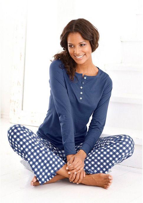 Пижама, H.I.S. - Пижамы : Домашняя одежда и одежда для сна : Женская одежда, Купить!