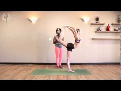 full king dancers yoga pose and modifications
