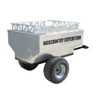 Backcountry Expedition ATV Trailer Review