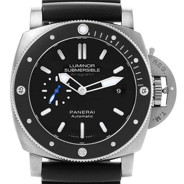 Panerai Luminor Submersible 1950 Amagnetic 3 Days Watch . . #swisswatchesblog #swisswatches #preownedwatch #preownedwatches #preownedluxury #luxurywatchlife #preownedrolex #preownedomega #watchesofinstagram #watchporn #swisswatchexpo #atlantashopping #buckheadatl #buckheadatlstyle #watchuseek #baselwo