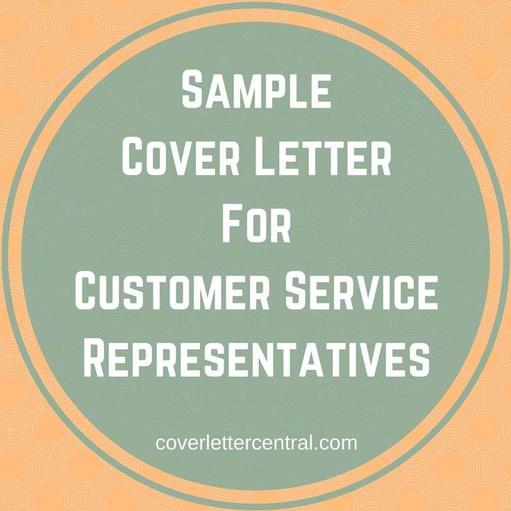 Cover Letter Sample for CSR