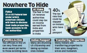 Green card may no longer be a valuable asset for NRIs as Fatca sword hangs over their heads