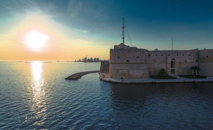 Castello Aragonese -Taranto. by Ciro Santopietro on 500px