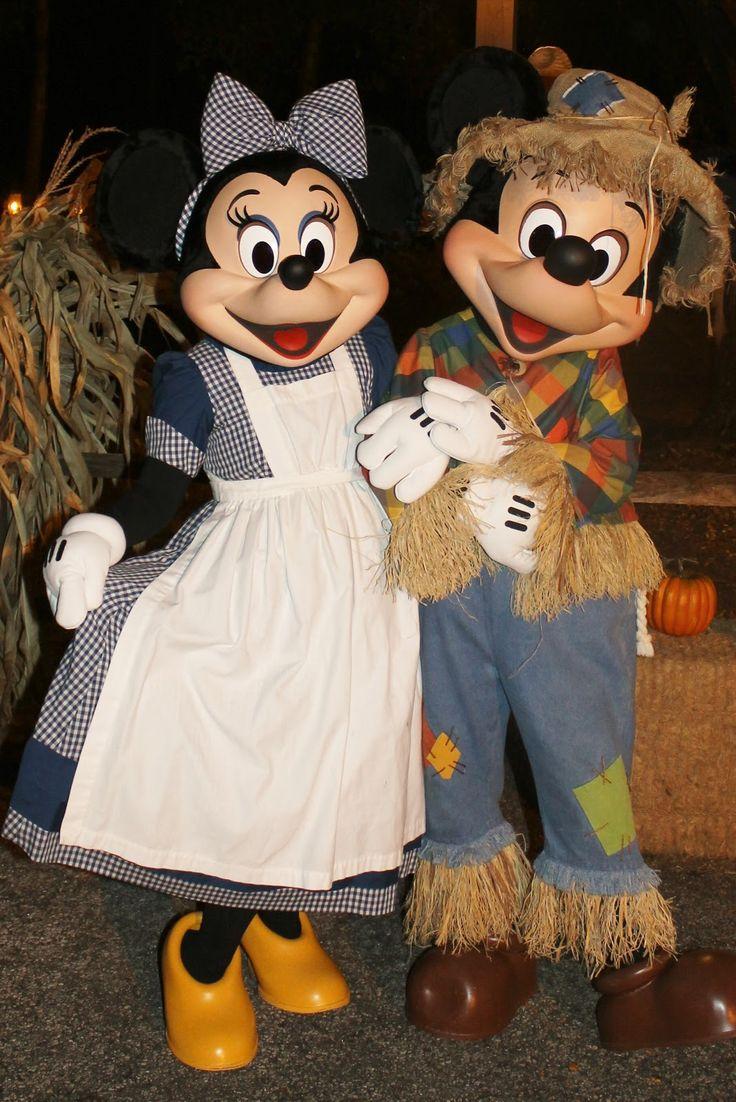 mickey and minnie halloween - Mickey Minnie Halloween