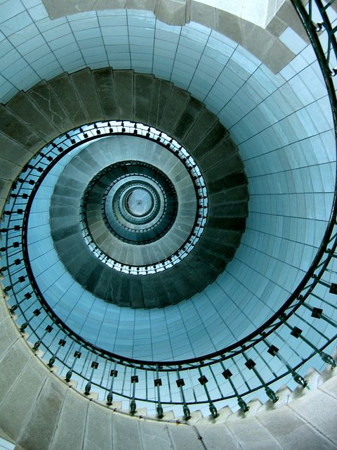 talk about spiral staircase!  #coool