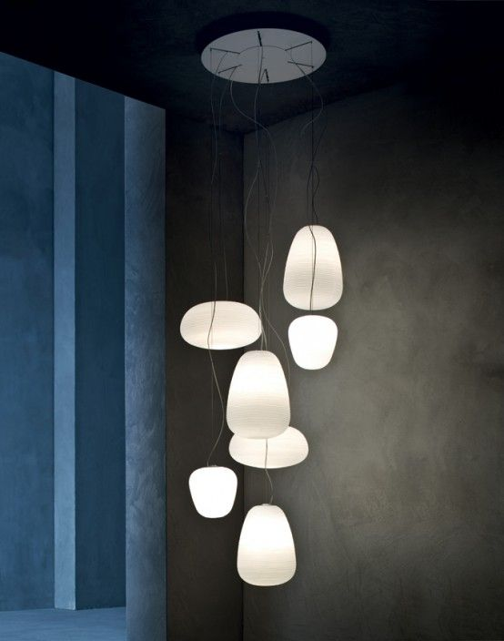 Reinterpreted Japanese Rice Paper Lanterns – Rituals By Foscarini