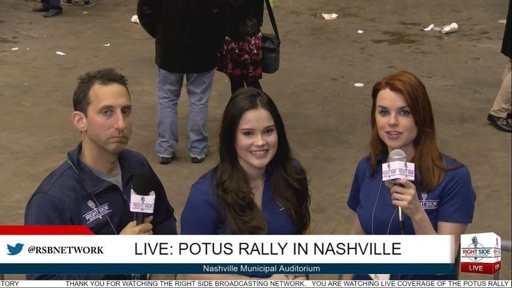 FULL EVENT: President Donald Trump Holds Rally in Nashville, TN 3/15/17 - YouTube